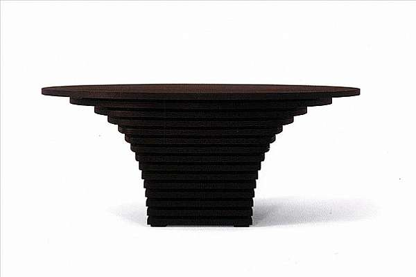 Tisch EMMEMOBILI T1201W Home furniture (Nero)
