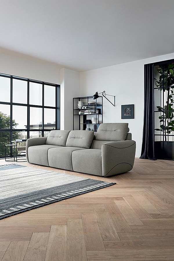 Couch Felis COMPOSIZIONE 01 SOFTLIVING