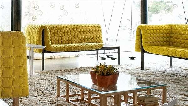 Couch LIGNE ROSET 14130300 Imbottiti