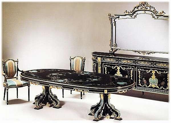 Tisch CITTERIO 1420 Sale da pranzo. Accessori