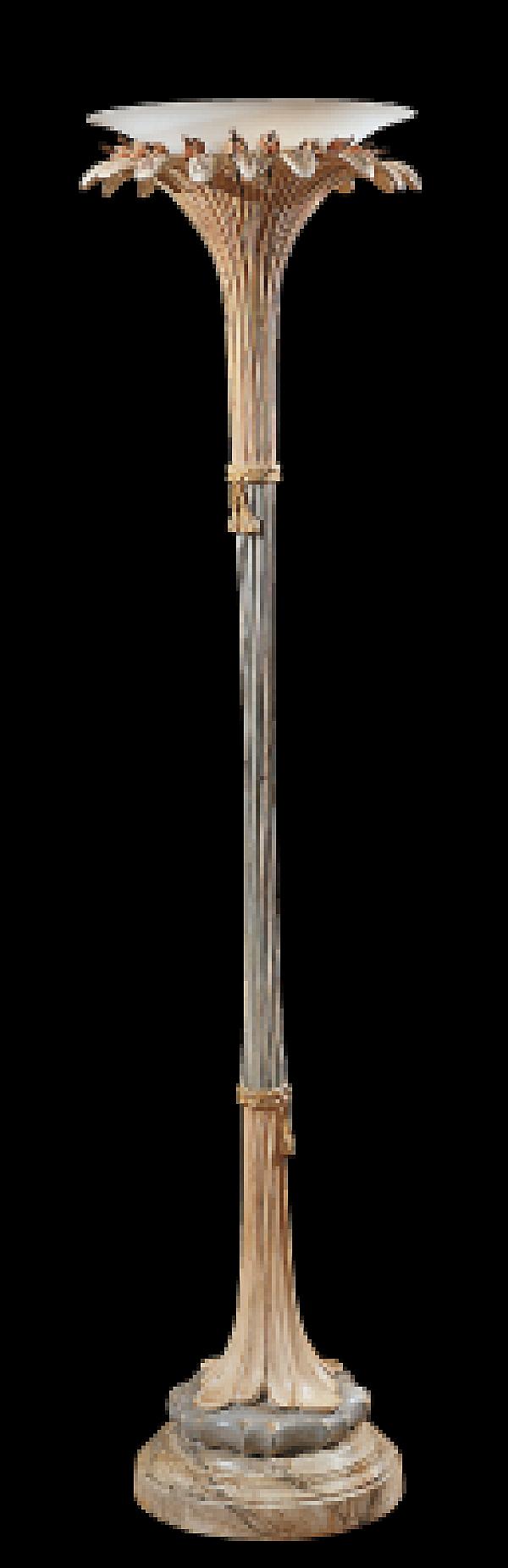 Stehlampe STILE LEGNO 8080 Momenti Arte