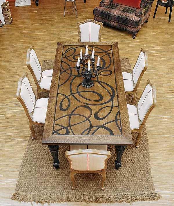 Der Stuhl CHELINI 2131 Firenze
