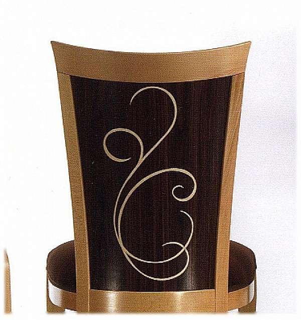 Der Stuhl SEVEN SEDIE 0493A Modern Times