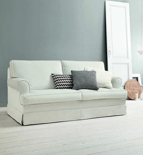 Sofa TRECI SALOTTI MILK