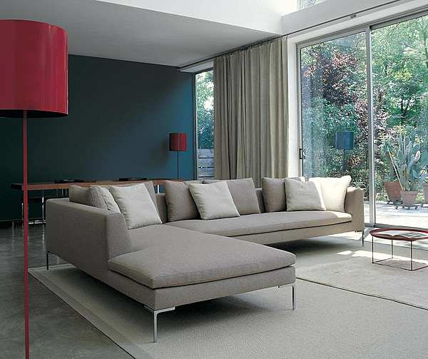 Sofa B & amp; B ITALIA CH228L+CH228D