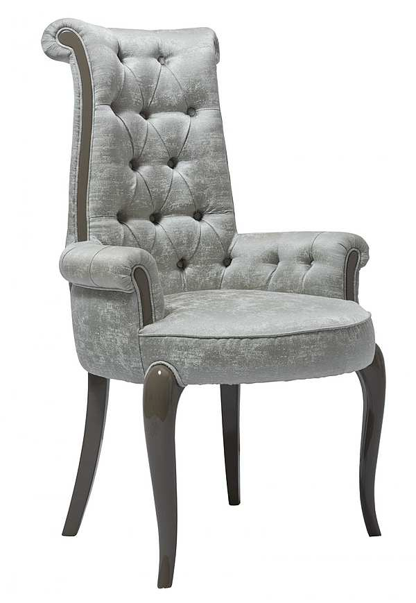 Der Stuhl PATINA GL/S104 110 - GLAMOUR DINING CHAIR Glamour