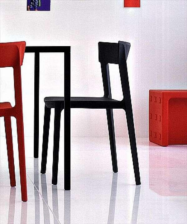 Der Stuhl CALLIGARIS SKIN CS1391 News Estate 2012