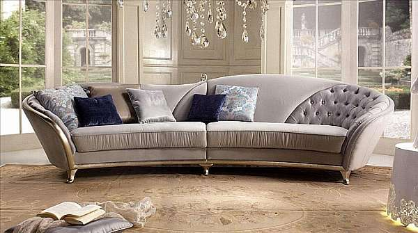 Couch GOLD CONFORT Petra Catalogo cop. bianco
