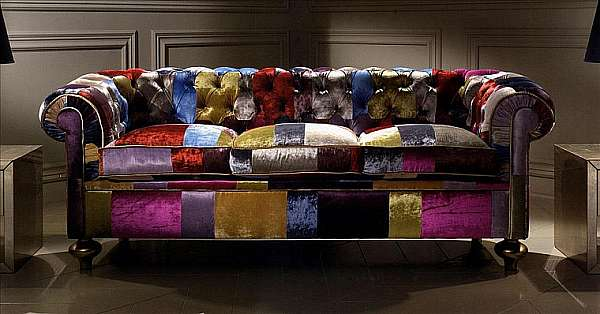 Couch DV HOME COLLECTION Shine Patchwork Edition 2011–2012