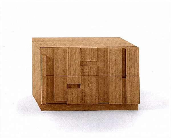 Nachttisch EMMEMOBILI M103R Home furniture (Nero)