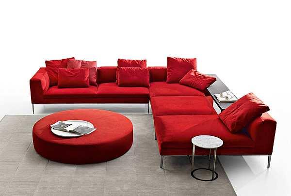 Sofa B & amp; B ITALIA MICHEL