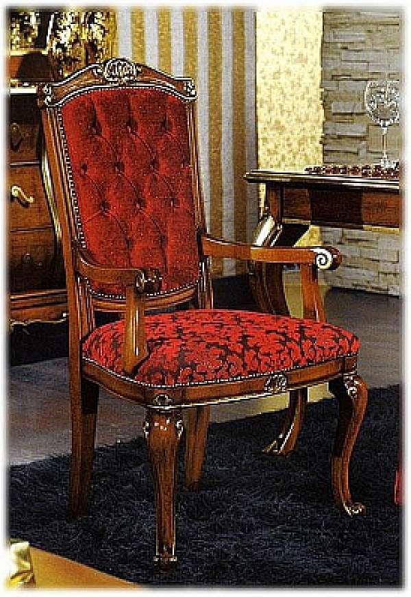 Der Stuhl MIRANDOLA M32/C Giulietta e Romeo