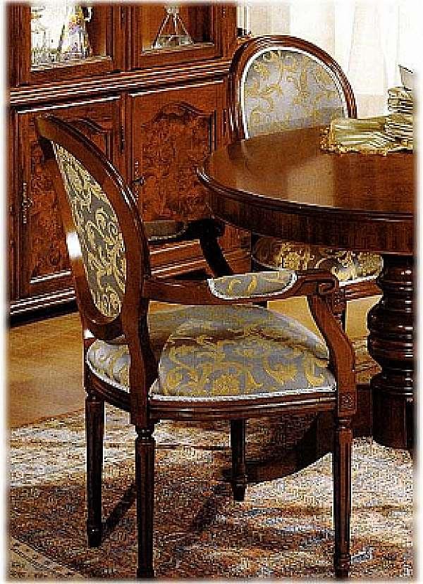 Der Stuhl MIRANDOLA M245/C Castel Vecchio