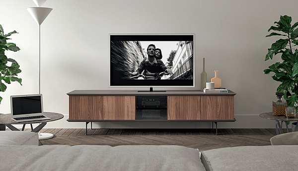 Fernsehtisch Ozzio X309   BRERA TV DESIGN COLLECTION