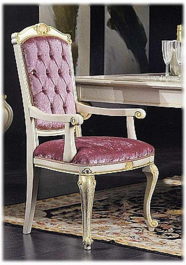 Der Stuhl MIRANDOLA M634/C Arena Catalogo