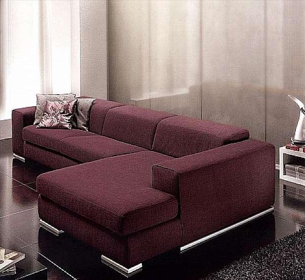 Couch NICOLINE SALOTTI Master PICCOLA SARTORIA