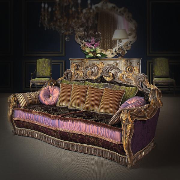 Couch STILE LEGNO 1249 Poesie Di Luce