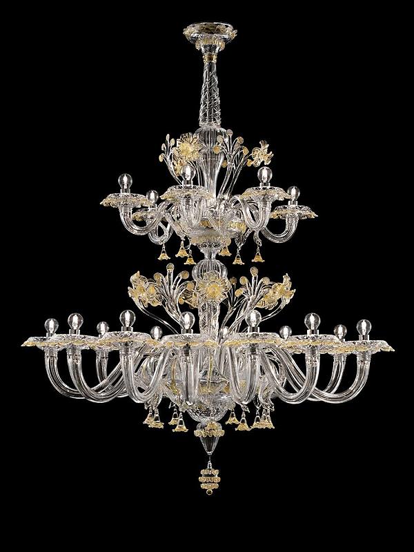 Leuchter Barovier&Toso 4797/18 Lampadari