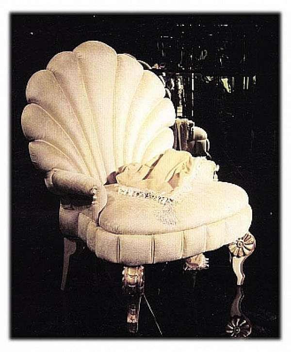 Sessel CORNELIO CAPPELLINI 721 Luxury Chic – Argento