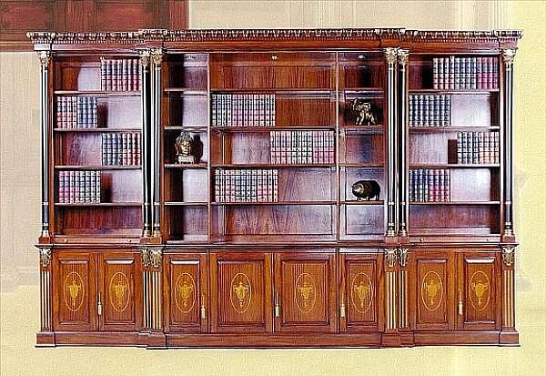 Bücherschrank CAMERIN SRL 474 The art of Cabinet Making