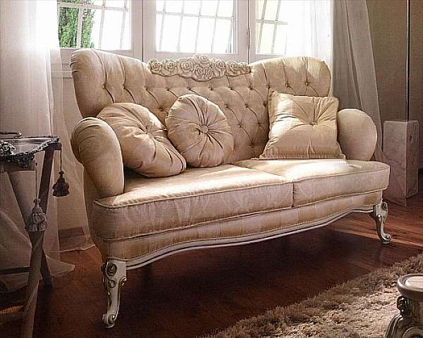 Couch VOLPI 0789 Classic Living