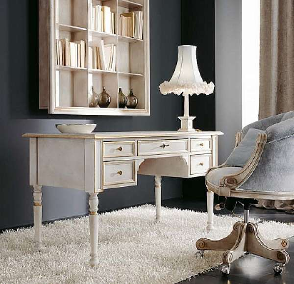 Schreibtisch VOLPI 2071 Classic Living