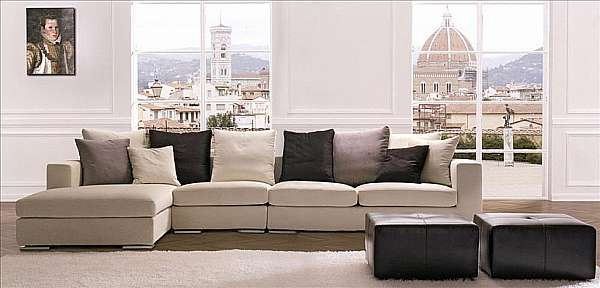 Couch ASNAGHI SNC Boston Made in Italy