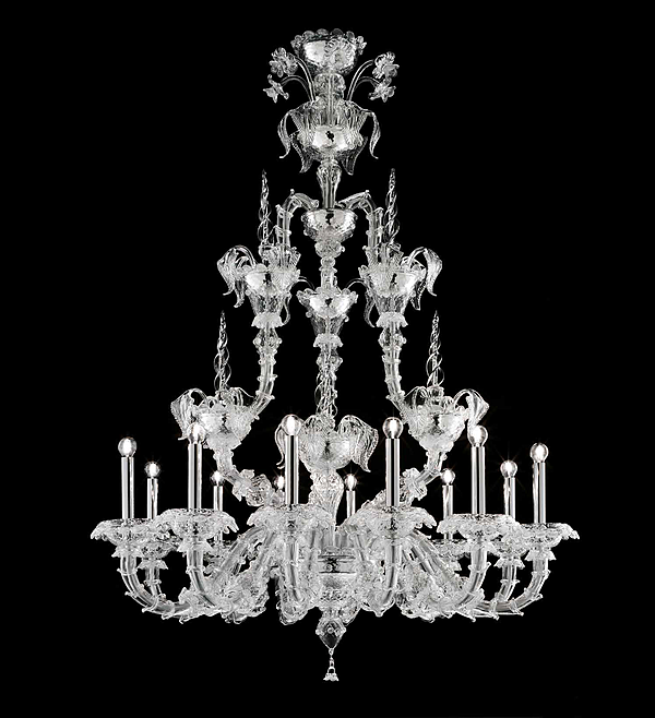 Leuchter Barovier&Toso 4604/12 Lampadari
