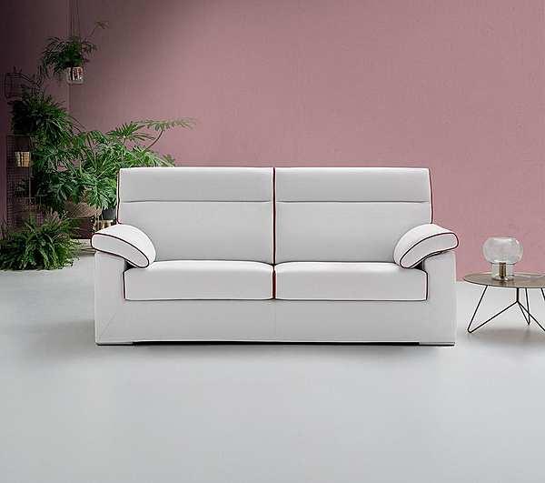 Couch Felis DERLON EVERGREEN