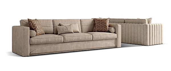 Couch FRANCESCO PASI 9014 ARMONIA