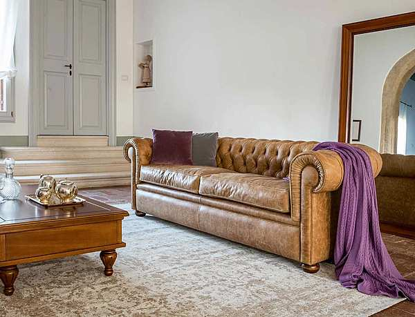 Couch TONIN CASA MESSIER - 4382 Arc En Ciel