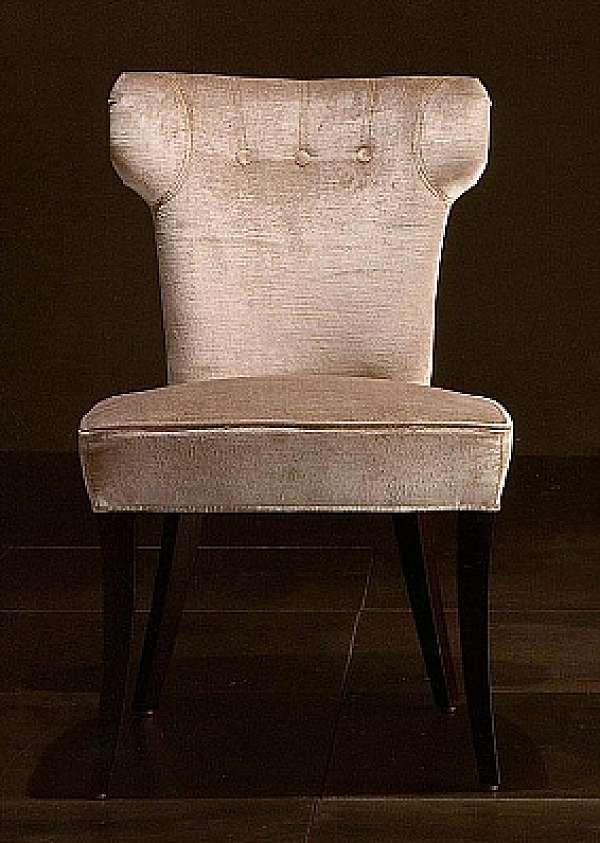 Der Stuhl RUGIANO 5032/SGL Copertina BRONZA