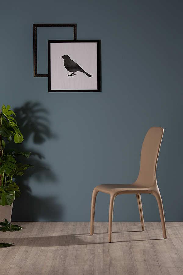 Der Stuhl TONIN CASA LISETTA - 7200 Life Style