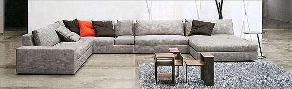 Couch LIGNE ROSET Exclusif Imbottiti