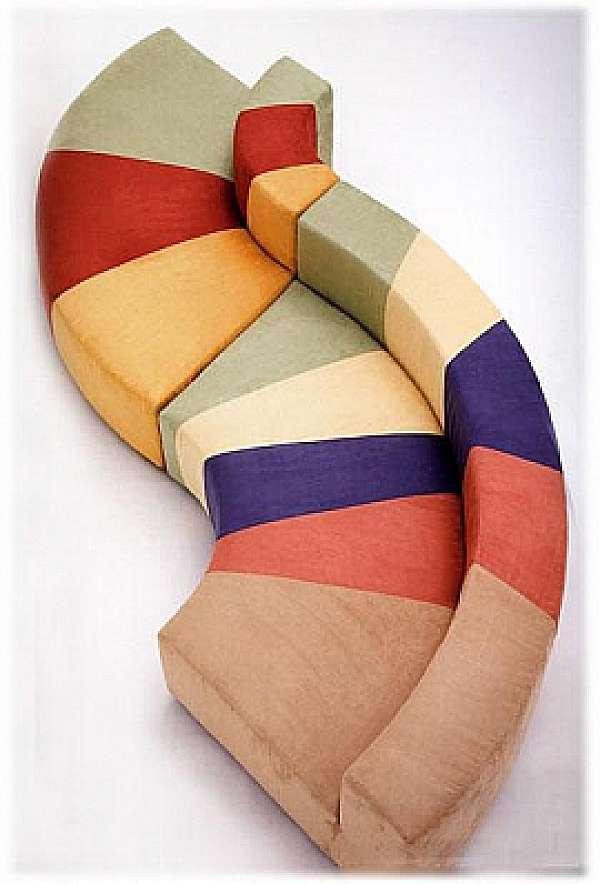 Couch GIOVANNETTI Multilove__1 Color arancia