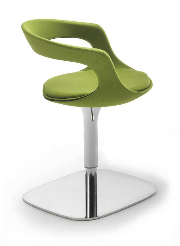 Der Stuhl ENRICO  PELLIZZONI 10.0406 FRENCHKISS