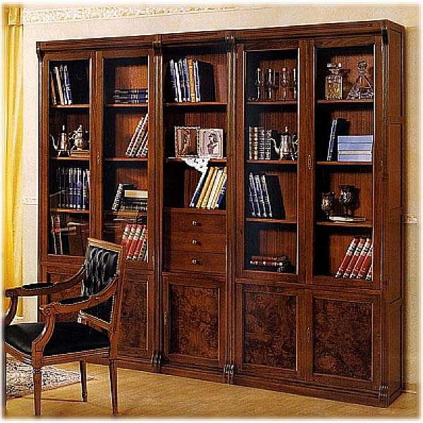 Bücherschrank MIRANDOLA M457 Castel Vecchio
