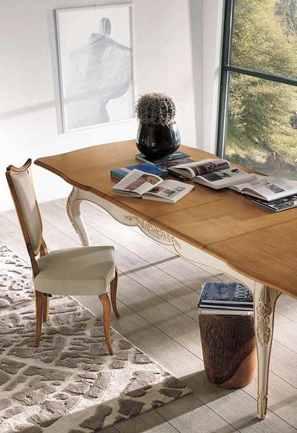 Der Stuhl FRANCESCO PASI 6203 NEW DECO