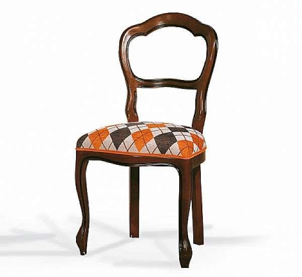 Der Stuhl SEVEN SEDIE 0203S Ottocento