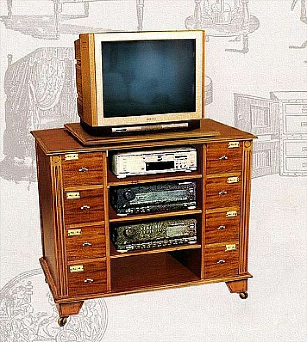 Fernsehtisch CAMERIN SRL 494 The art of Cabinet Making II