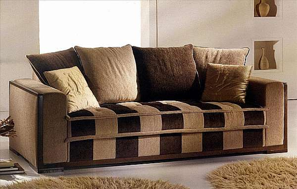 Couch GOLD CONFORT Bloomy Catalogo cop. black