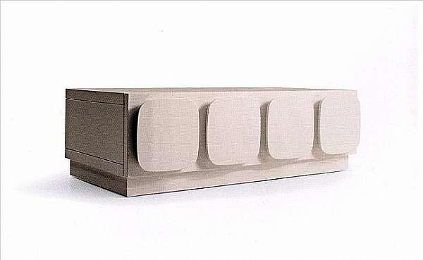 Nachttisch EMMEMOBILI M209LO Home furniture (Nero)