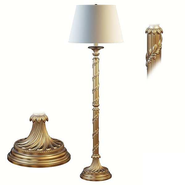 Stehlampe CHELINI 822 Firenze