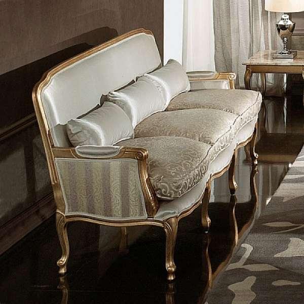Couch SEVEN SEDIE 9788E Ottocento