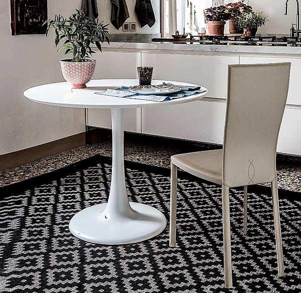 Tisch CATTELAN ITALIA HUGO BISTROT