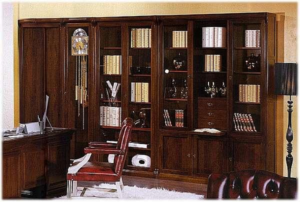 Bücherschrank MIRANDOLA M465 Castel Vecchio