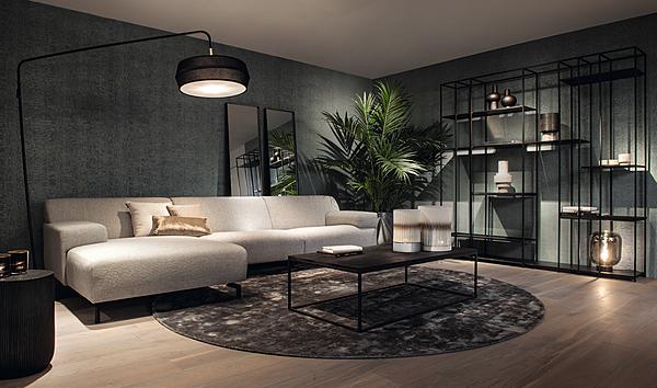 Couch Dome Deco LUG160-330/BR60 FALL/WINTER 20 – 21